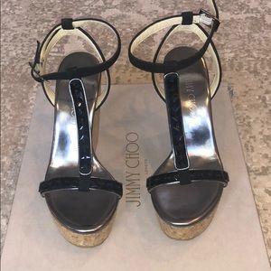 Jimmy Choo Shoes - Jimmy Choo Wedges size 37